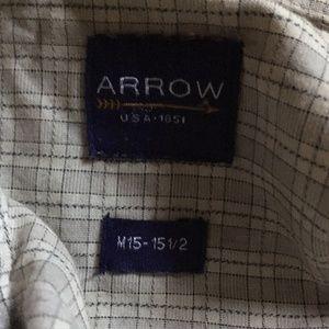 Arrow Short Sleeve Button Ups Bundle of 2